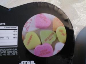 Star Wars hearts