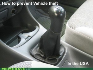 My theft deterrent system
