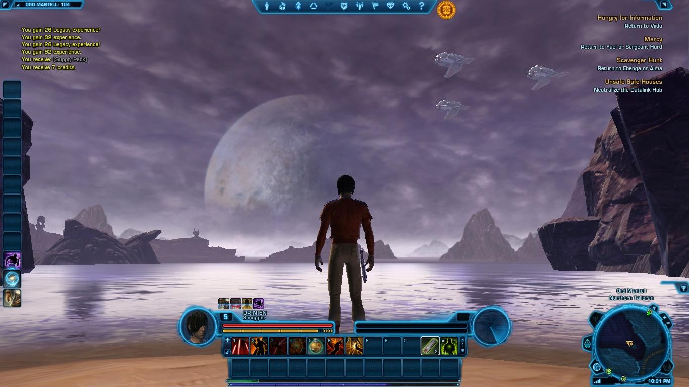SWTOR – Jedi by Knight