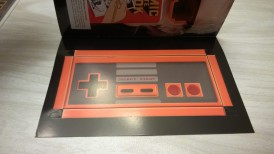 The controller that goes with the box's NES
