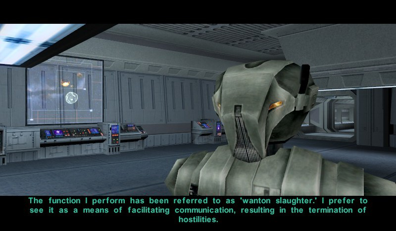 Revisiting KOTOR II: (#2) Get me off Telos! – Jedi by Knight