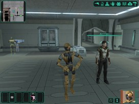 Playing as a Czerka protocol droid