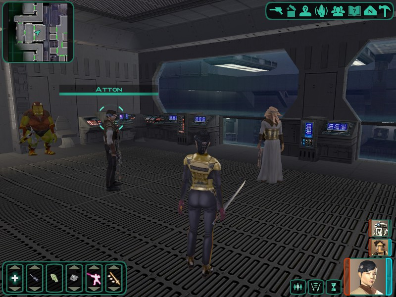 Revisiting KOTOR II – Jedi by Knight