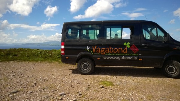 Vagabond tours: living on the edge