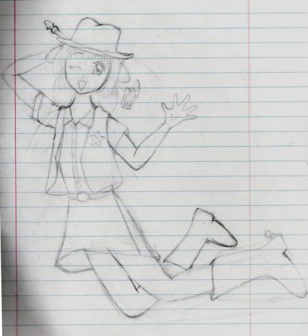 Cowgirl Sakura