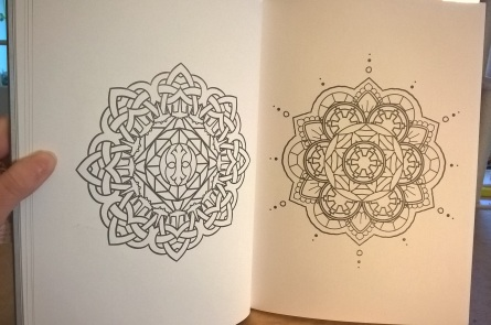 Mandalas with Rebel and Imperial crests