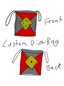 dice bag