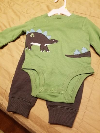 Stegosaurus has always been my favorite dinosaur.