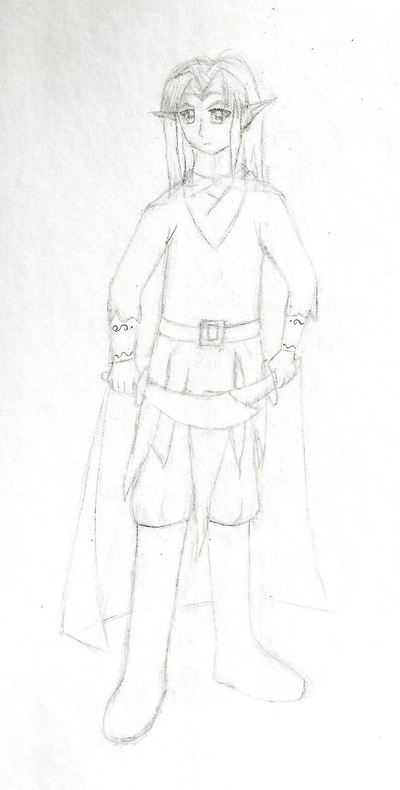 Fan Art Friday: Drizzt Do'Urden | Jedi by Knight