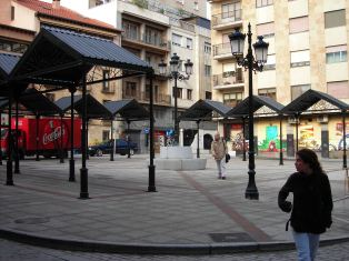 Plaza de San Justo